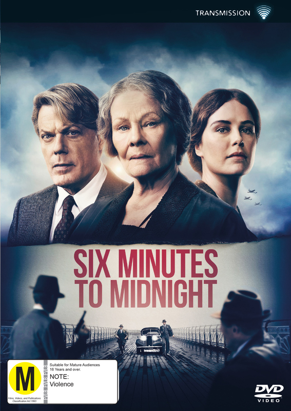 Six Minutes To Midnight on DVD