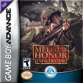 Medal of Honor: Infiltrator for Game Boy Advance