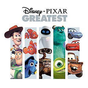 Disney Pixar Greatest Hits by Various