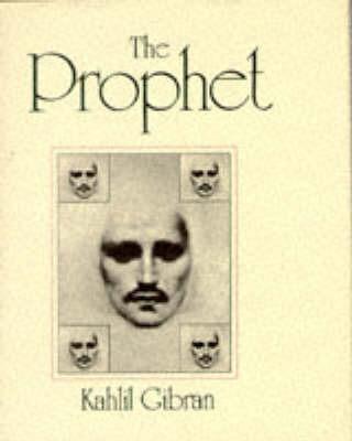 Prophet Pocket Edition by Kahlil Gibran