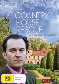 Country House Rescue: All Manor of Things on DVD