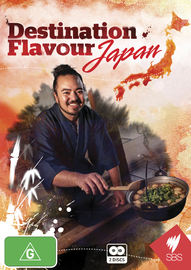 Destination Flavour: Japan on DVD