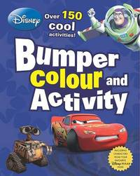 Disney Bumper Colouring and Activity image