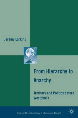 From Hierarchy to Anarchy by Jeremy Larkins