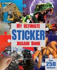 My Ultimate Sticker Jigsaw Book by Little Bee Books