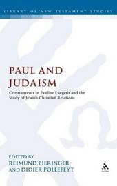Paul and Judaism
