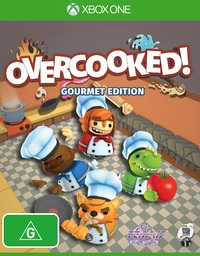 Overcooked Gourmet Edition for Xbox One