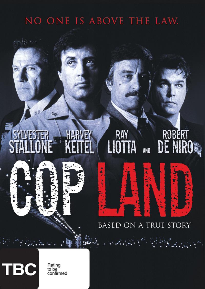 Cop Land on DVD image