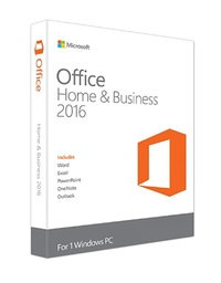 Microsoft Office: Home & Business - 2016