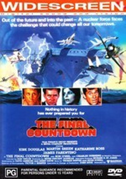 The Final Countdown on DVD image