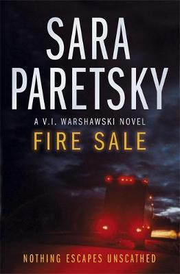 Fire Sale by Sara Paretsky image