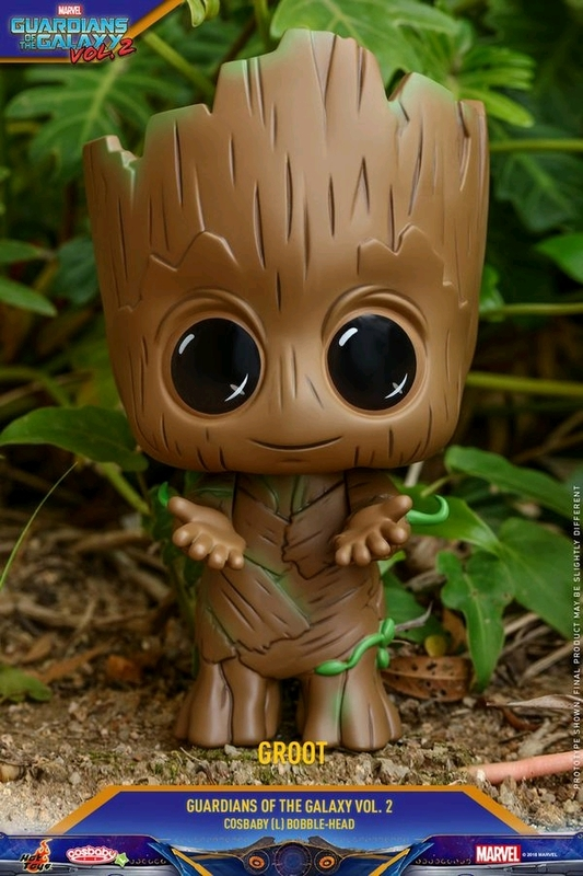 Marvel: Baby Groot - Large Cosbaby Figure
