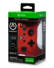 Xbox One Enhanced Wired Controller - Crimson Fade for Xbox One