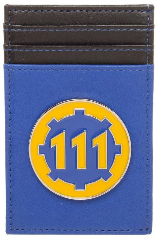 Fallout: Vault 111 - Front Pocket Wallet