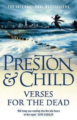 Verses for the Dead by Douglas Preston