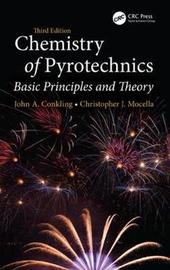 Chemistry of Pyrotechnics by Chris Mocella
