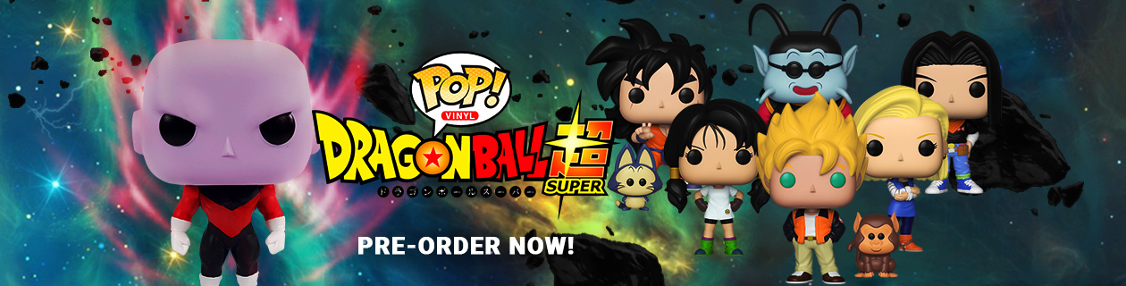 Your wish has been granted! New Dragon Ball Pop! Vinyls for Pre-Order!
