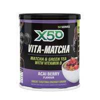 X50 Vita-Matcha - Acai Berry (50 serve)