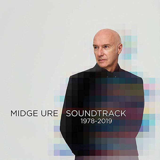 Soundtrack: 1978-2019 (2CD/DVD) by Midge Ure image
