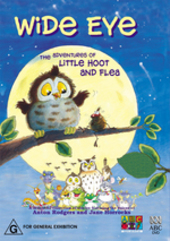 Wide Eye - The Adventures Of Little Hoot And Flea on DVD