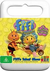 Fifi And The Flower Tots: Fifi's Talent Show on DVD