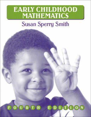 Early Childhood Mathematics by Susan Sperry Smith image