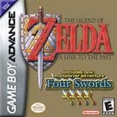 Zelda - A Link To The Past and Four Swords for Game Boy Advance
