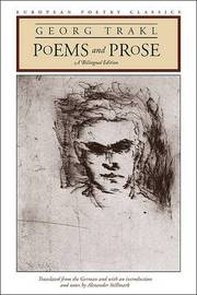 Poems and Prose by Georg Trakl