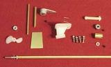 """Running Hardware Kit for 1233 (33"""" PT-109)"""