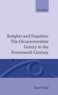 Knights and Esquires by Nigel Saul image