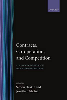 Contracts, Co-operation, and Competition