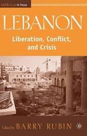 Lebanon by B. Rubin