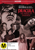 Hammer Horror - Dracula: Prince Of Darkness DVD