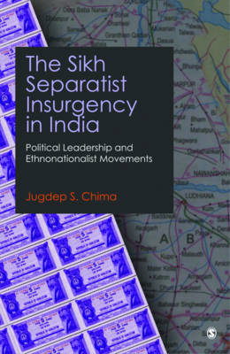 The Sikh Separatist Insurgency in India by Jugdep S. Chima image