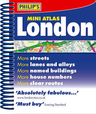 Philip's Mini Atlas London image