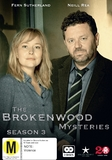 The Brokenwood Mysteries - Series 3 DVD