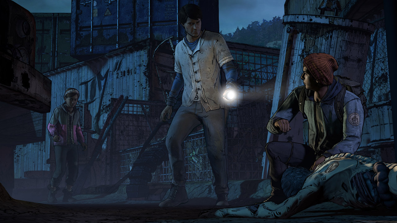 The Walking Dead - Telltale Series: The New Frontier for PS4 image