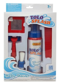 Tolo Toys: Baby Shaver - Bath Time Roleplay Set image