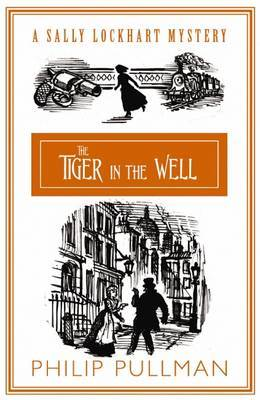 The Tiger in the Well by Philip Pullman image