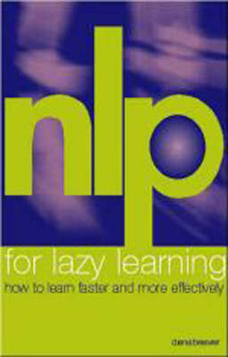 NLP for Lazy Learning by Diana Beaver