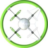 Silverlit: Bumper Drone Mini - Green