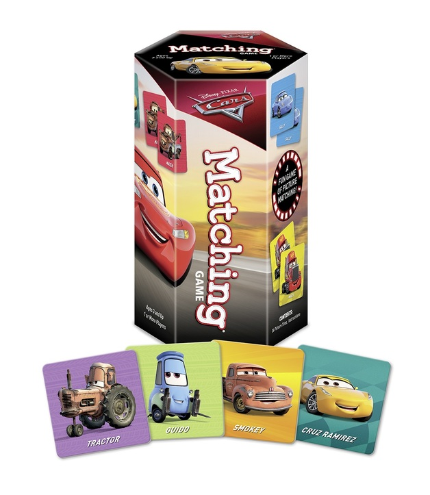Disney: Cars - Hex Matching Game