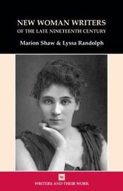 New Women Writers of the Late Nineteenth Century by Marion Shaw image