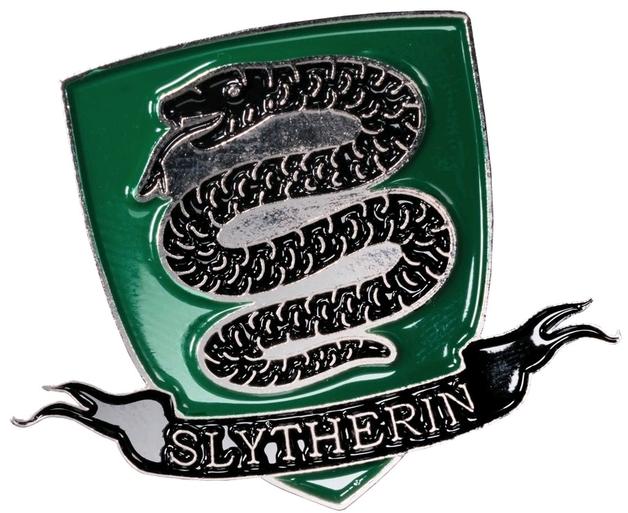 Harry Potter - Slytherin Logo Enamel Pin