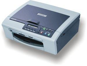 Brother DCP130C Inkjet Digital Copier Print Copy and Scan with Media Slots