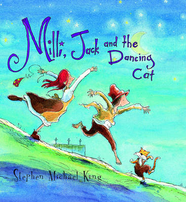 Milli Jack and the Dancing Cat by Stephen Michael King image