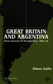 Great Britain and Argentina by Klaus Gallo image