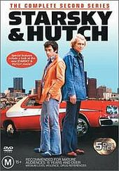Starsky & Hutch - Complete Season 2 (5 Disc Box Set) on DVD