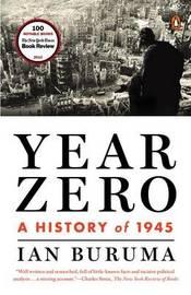 Year Zero by Ian Buruma image