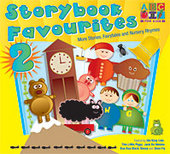 Storybook Favourites Vol. 2 by ABC for Kids